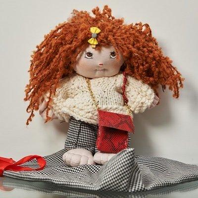 Bambole da collezione serie angioletti del rosario