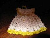 Presine vestito in cotone