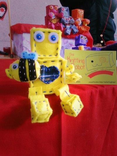 Il Robot apicoltore