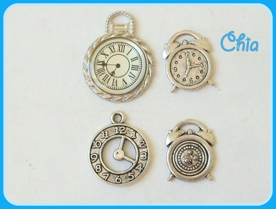 4 charms orologi misti
