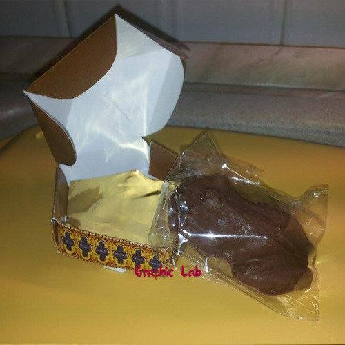Cioccorana con Carta da Collezione Harry Potter