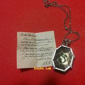 Medaglione Horcrux di Orvoloson Gaunt Harry Potter