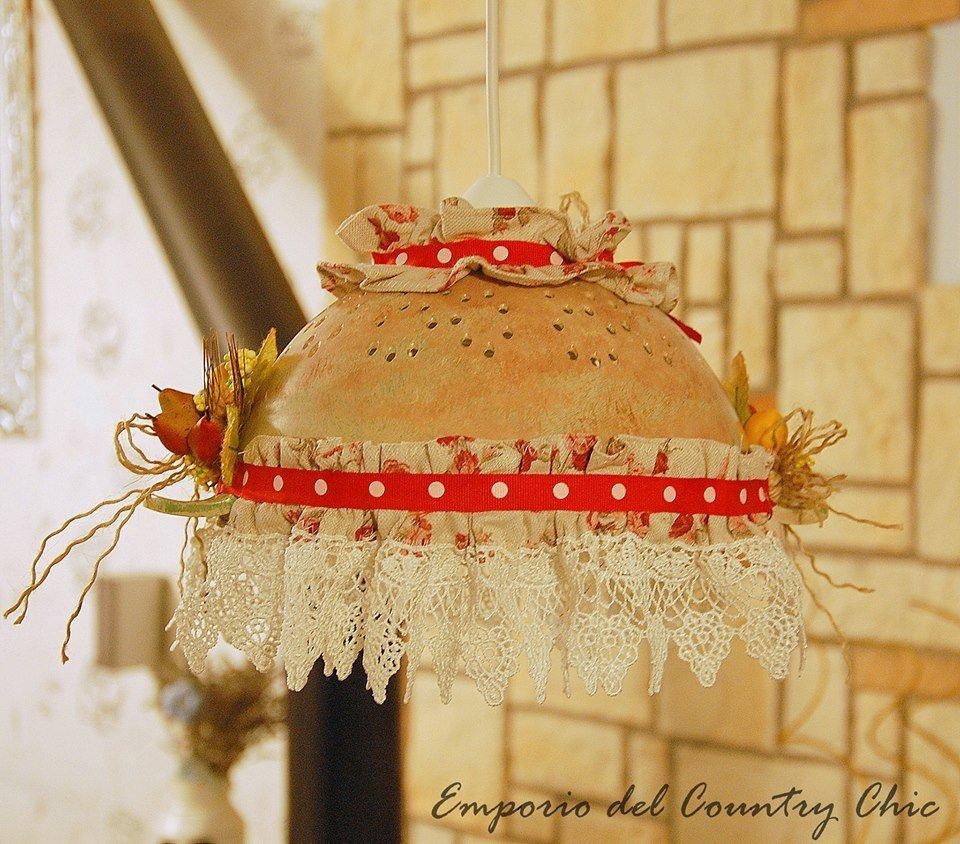 lampadario country : LAMPADARIO COUNTRY CHIC - Per la casa e per te - Arredamento - di P ...