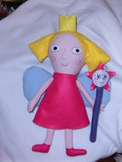 Bambola di stoffa holly