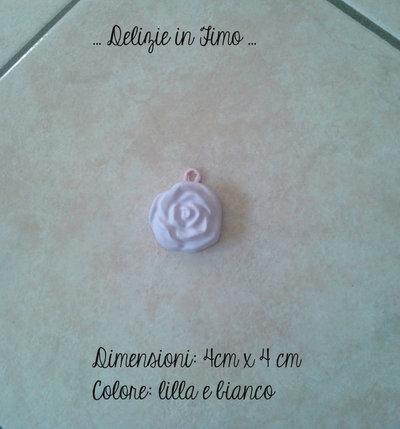 Gessi profumati in polvere di ceramica rosa color lilla