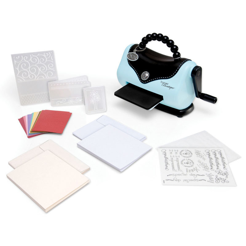 SIZZIX EMBOSSING MACHINE
