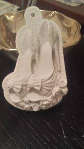 Blasone Scarpe con tacco in polvere ceramica