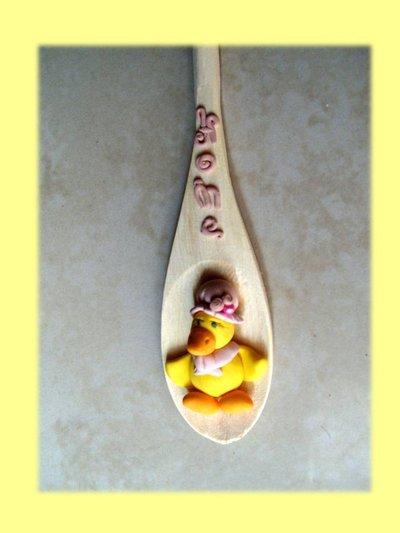 Paperotta sul cucchiaio