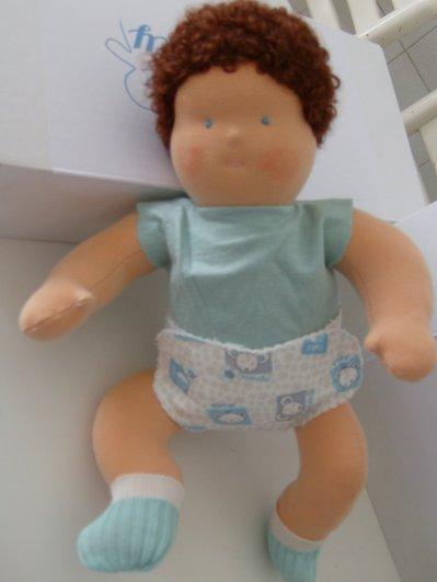 Bambola Miriam, bebè articolato