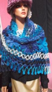 scialle di lana