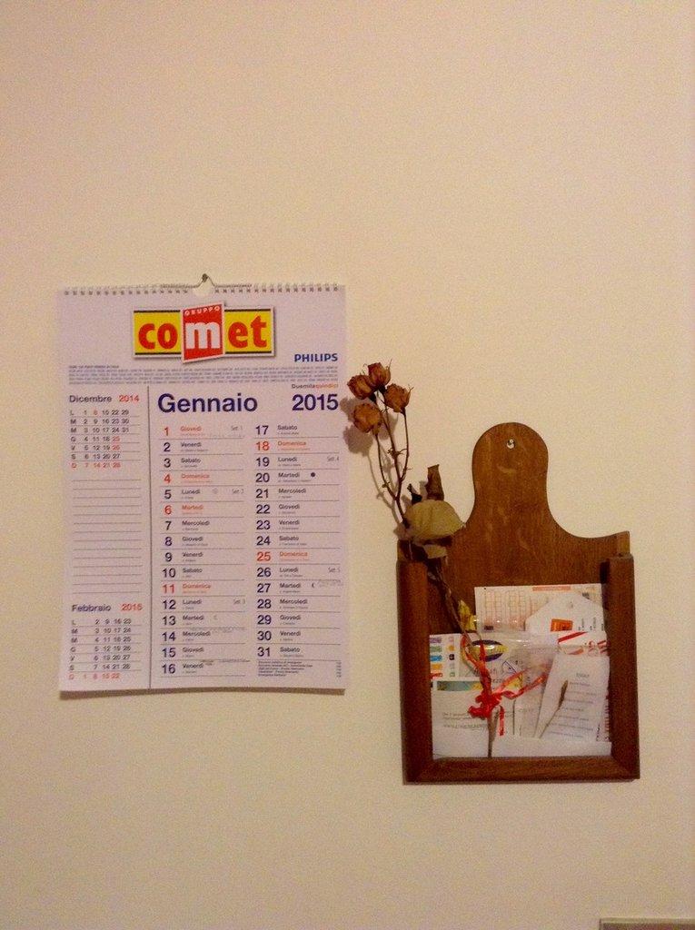 Lavagnetta porta documenti da muro   per la casa e per te ...