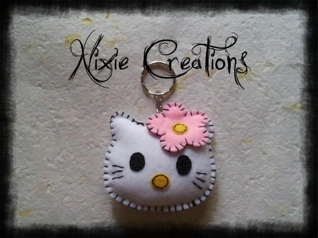 Portachiavi Hello Kitty Inspired