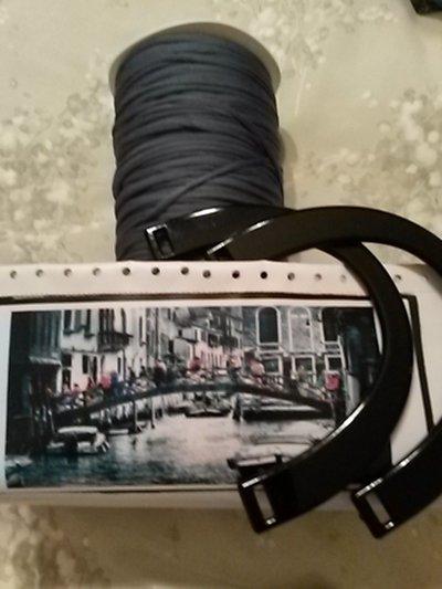 Kit per borse in fettuccia Venezia