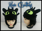 Cappello Sdentato Furia Buia - Dragon Trainer inspired