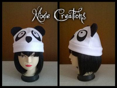 Cappello Panda in pile
