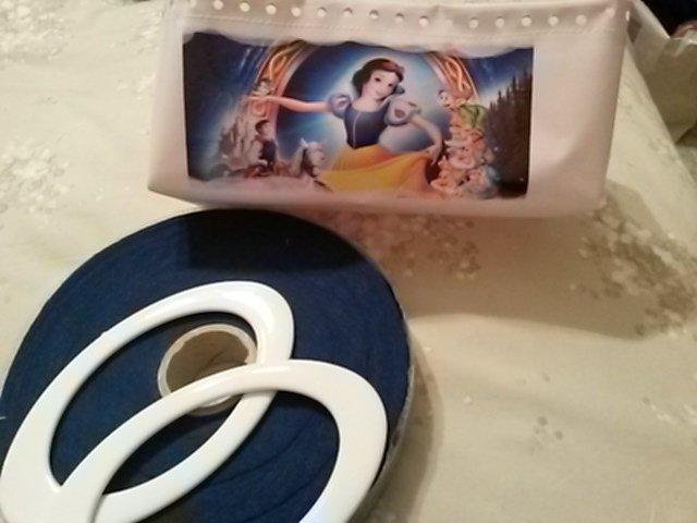 Kit per borse in fettuccia Biancaneve