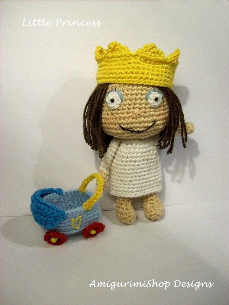 Little Princess Pattern