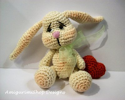 Rabbit Love Pattern