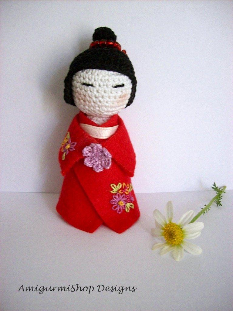 Geisha Pattern