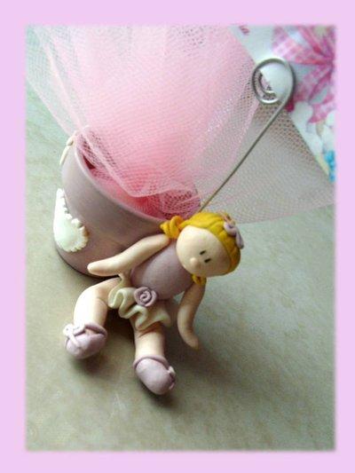 Ballerina portafoto
