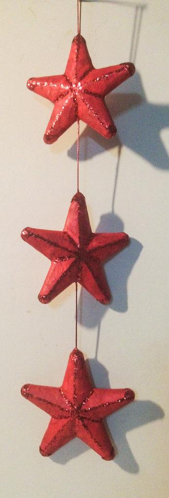 Decorazione Nataliza stelle 2