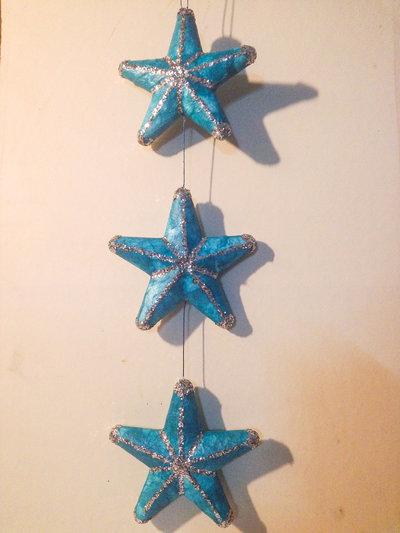 Decorazione Nataliza stelle 4