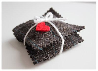 Scaldamani in lana