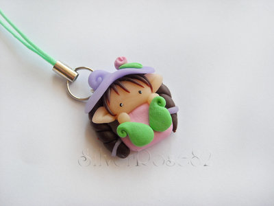 Follettina colori vari Phone Strap