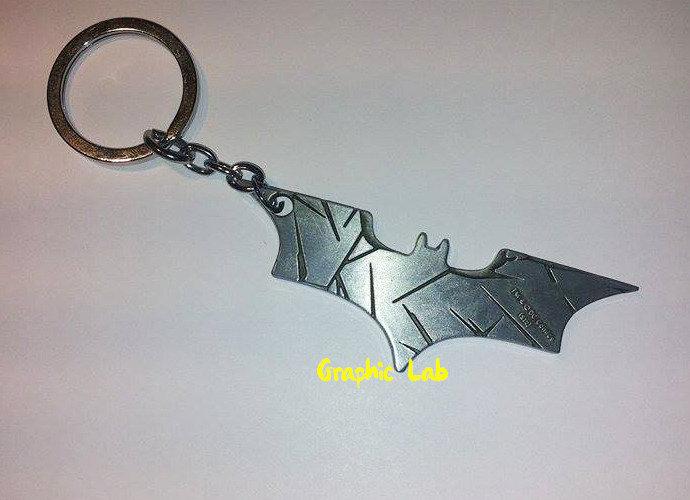 Portachiavi Pipistrello Batman Il Cavaliere Oscuro
