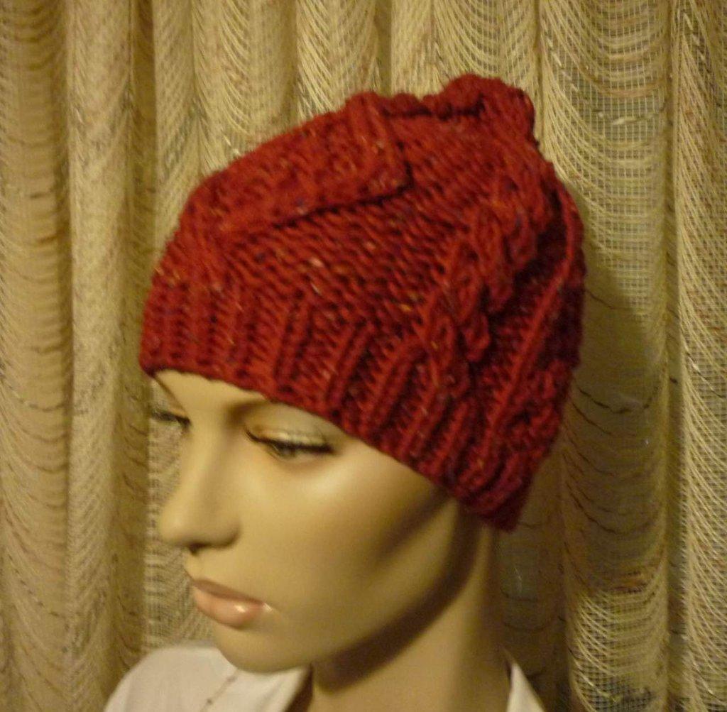Cappello Donna in lana melange