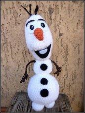 Amigurumi Olaf Frozen