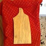Taglieri in legno lavorato a mano