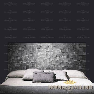 Testata da letto Black&White