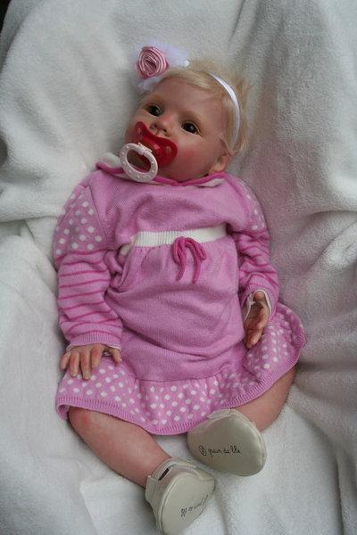 Honey reborn doll