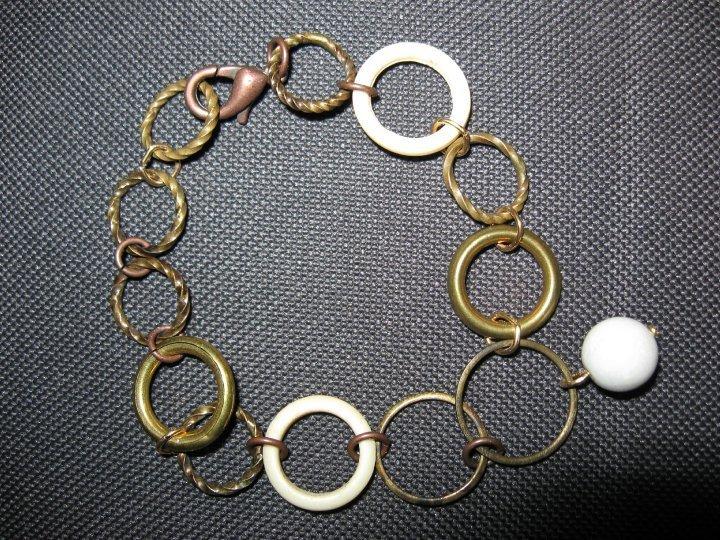 bracciale ad anelli