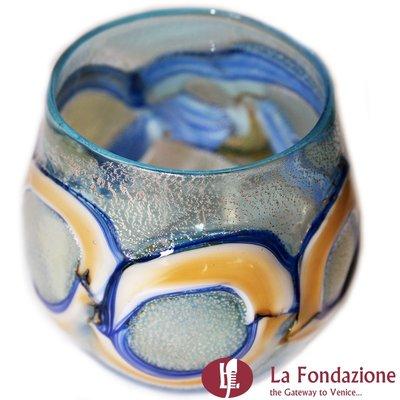 Goto botte Mareblu in vetro di Murano