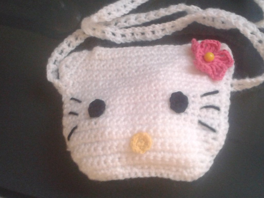 BORSETTA HELLO KITTY PER BIMBA