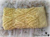 Copertina Baby a maglia