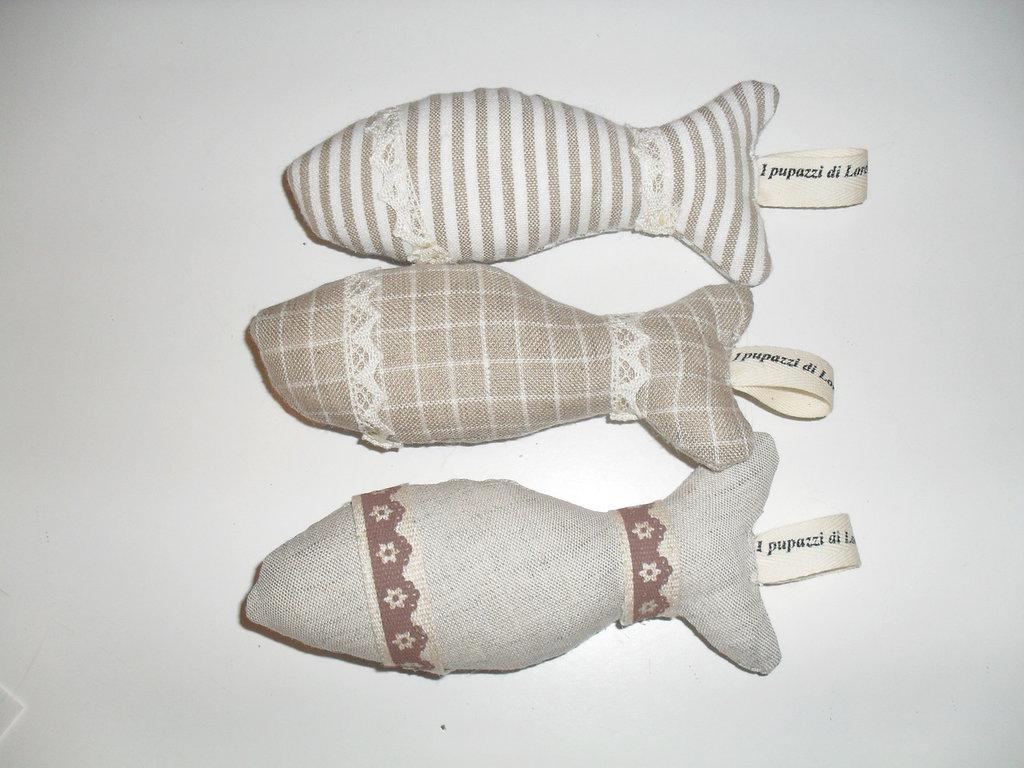 Set di pesciolini profumati