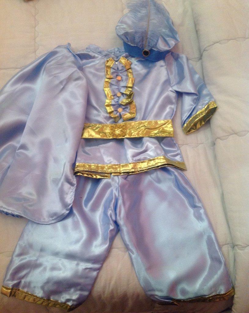 Vestitino Principe Azzurro