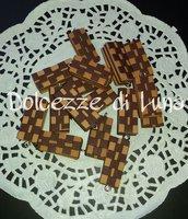 1 pezzo ciondolo charm merendina kinder paneciock  in fimo fatta a mano senza stampi per orecchini o bracciali