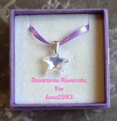 Inserzione Riservata per Luna1983 - Ciondolo Stella Marina