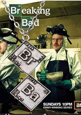 Collana Breaking Bad Bromo + Bario