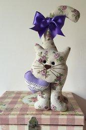 Tenero gattino fermaporta