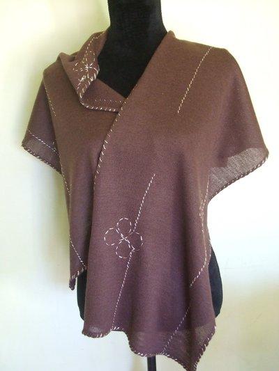 scialle sciarpa lana donna lana