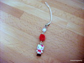 Hello kitty charm ciondolo phonestrap Shopping Addict