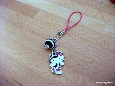 Hello kitty charm ciondolo phonestrap Urban