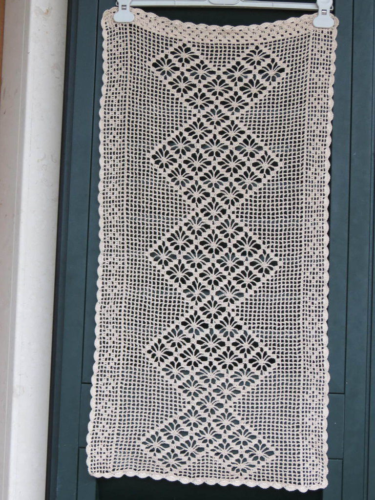 Tende per finestre per la casa e per te decorare casa - Tende all uncinetto per finestre ...