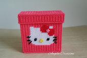 Salvadanaio Hello Kitty contenitore