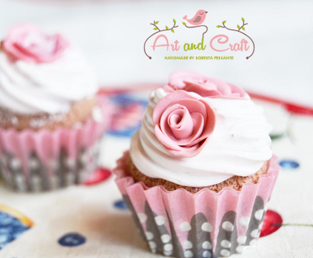 segnaposto Cup cake
